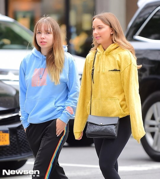 hollywood eminem s daughters netizen buzz