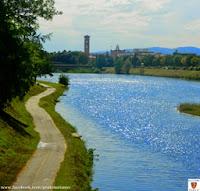 Immagine - Bisenzio - Skyline di Prato