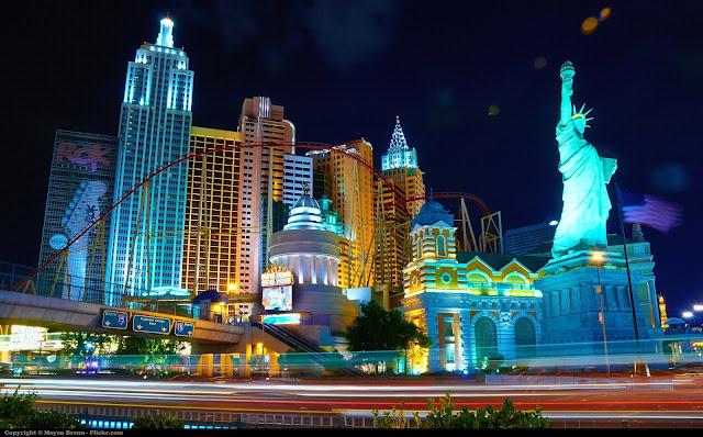 Blog Apaixonados por Viagens - Las Vegas - O que fazer em Vegas