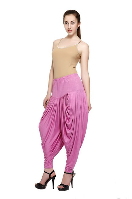 T shirt and Dhoti for girl