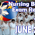 NURSES Board Exam Result June 4-5, 2017