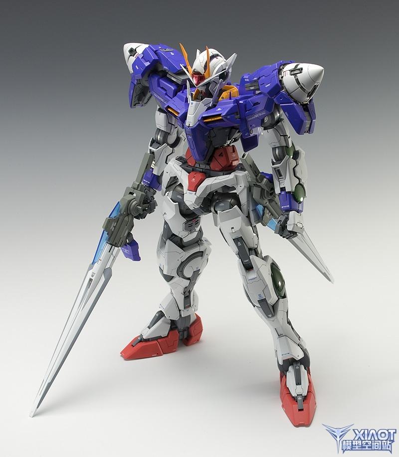 GUNDAM GUY: PG 1/60 00 Raiser Gundam