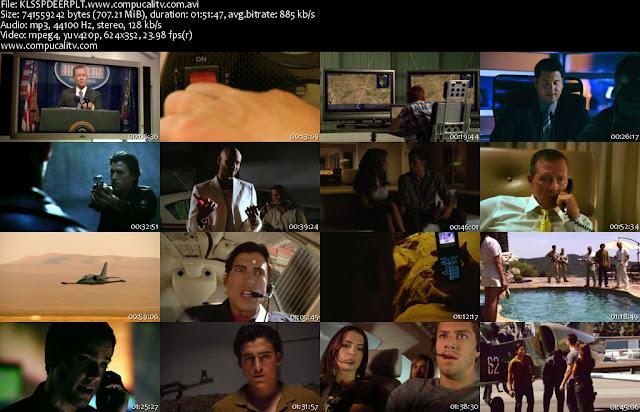 Velocidad Mortal [Kill Speed] DVDRip Español Latino Descargar 1 Link