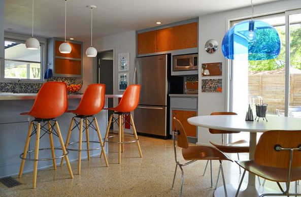 Modern: Bare Floors