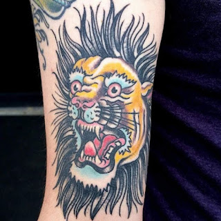 55+ Best Lion Tattoo Collection – part3