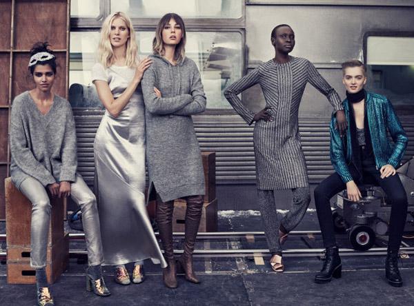 colección fiesta H&M Come Together campaña