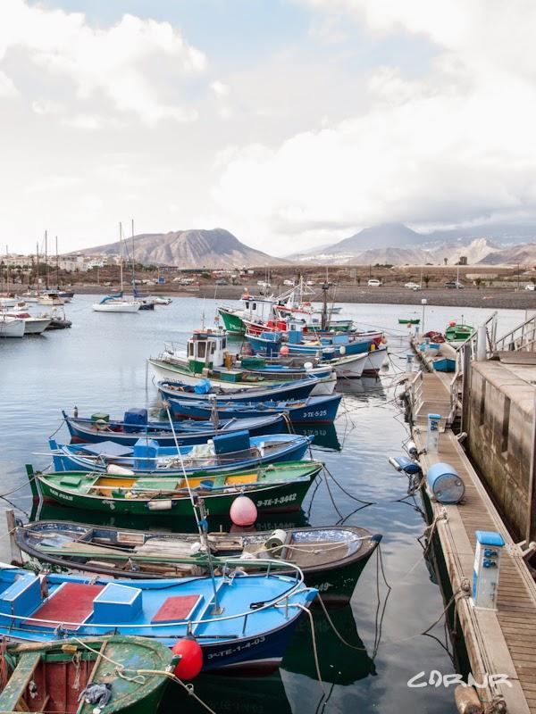 Tenerife, Las Galletas