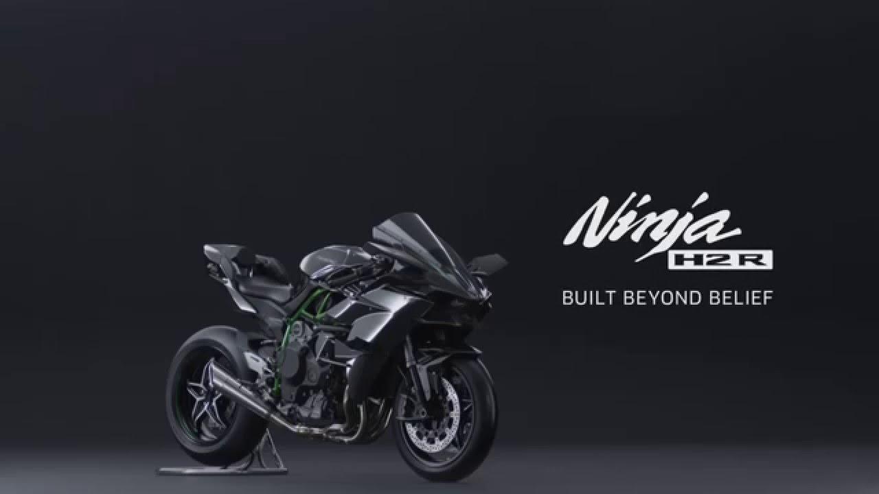 2016 Kawasaki Ninja H2R Pics