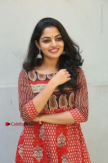 Telugu Actress Nikhila Vimal Latest Stills in Anarkali Dress  0020.JPG