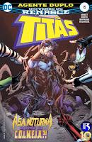 DC Renascimento: Titas #15