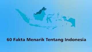 Fakta Menarik Tentang Indonesia