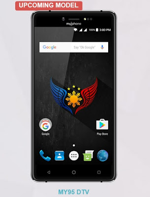 MyPhone My95 DTV Unveiled; Boasts DTV and LTE for Php4,299