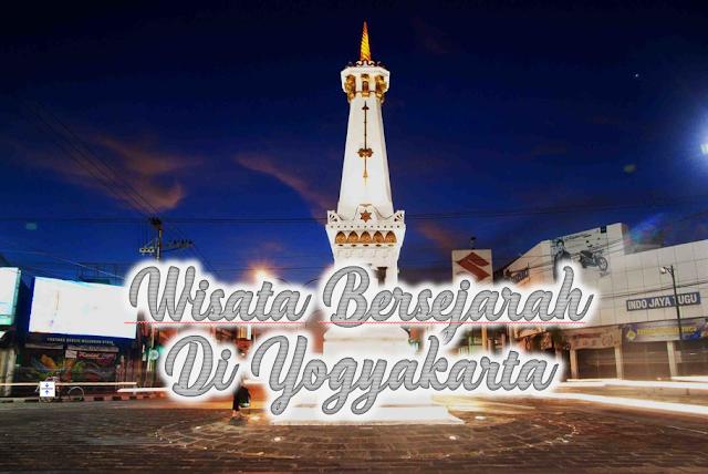 wisata bersejarah yogyakarta