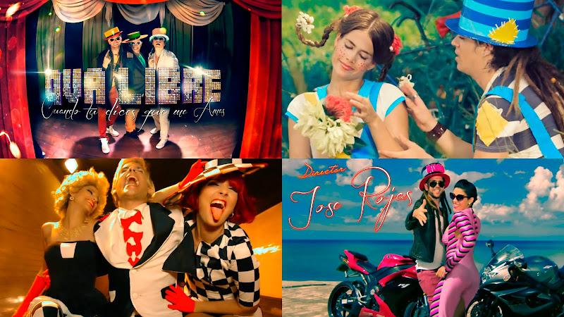 Qva Libre - ¨Cuando tú dices que me amas¨ - Videoclip - Dirección: Jose Rojas. Portal del Vídeo Clip Cubano