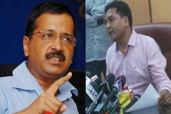 arvind-kejriwal-is-corruption-of-delhi-says-kapil-mishra