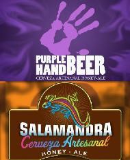 Cerveza Salamandra