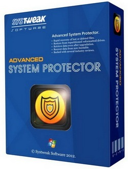 Advanced System Protector 2.2.1000.20841 poster box cover