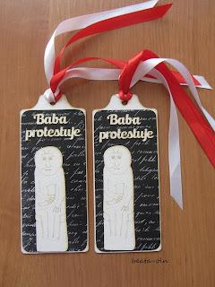 655. Baba protestuje