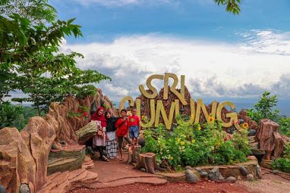 Bukit Sri Gunung Wisata Batang yang Wajib Kamu Datangi