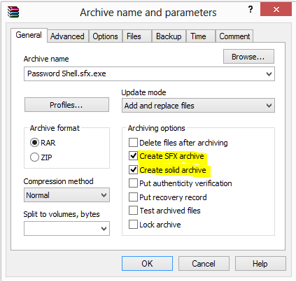Create Installer With WinRar | Self Extracting Archive ( SFX