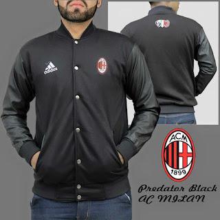 Jaket Bola Baseball Predator AC Milan