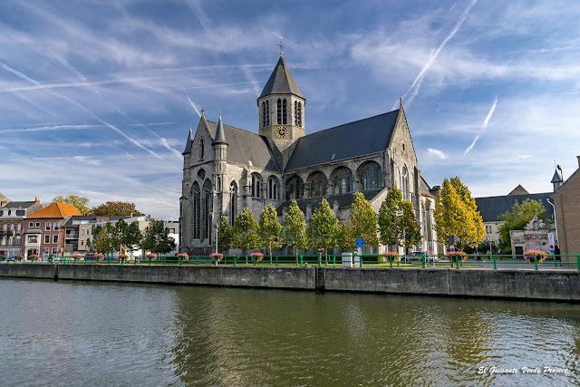 Nuestra Señora de Pamele - Oudenaarde por El Guisante Verde Project