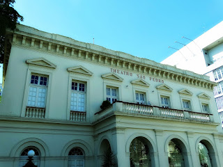 Teatro São Pedro, Porto Alegre