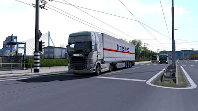 Graphic Sudliner ETS2