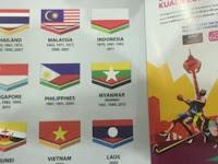 Kepolisian Malaysia Investigasi Insiden Bendera Indonesia Terbalik, Siapa Pelakunya?