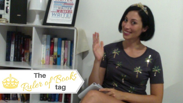 The Ruler of the Books Tag #BookTube #BookTuber #Books