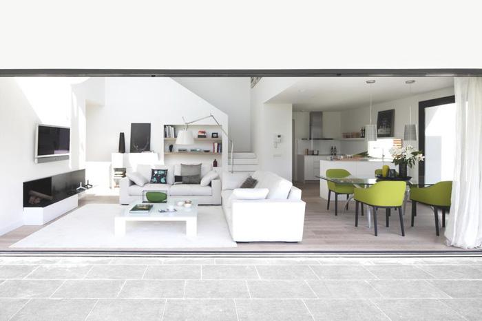 Casas minimalistas y modernas febrero 2012 - Casas minimalistas en espana ...