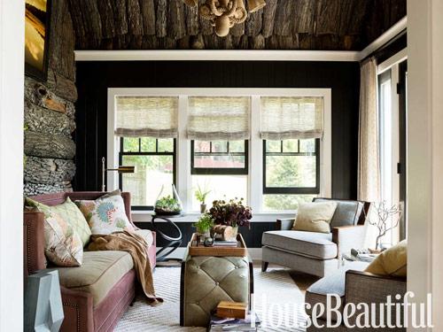 Love Of Interiors: Thom Filicia's Lake House