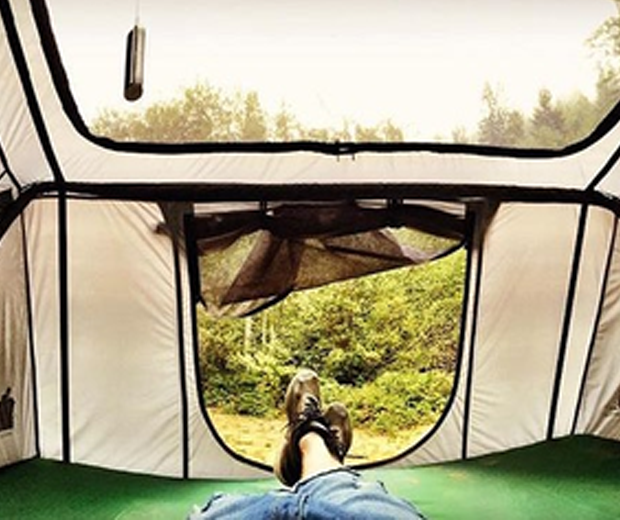 Skycamp Elevated Tent