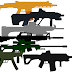 V.I.P. - Pacote de armas 2