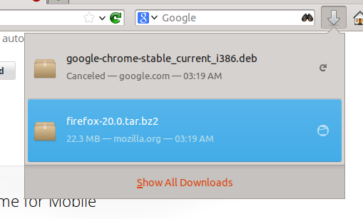 firefox 20 major features