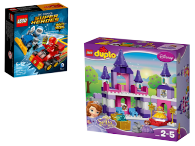sofia the first und mighty micros heroes set von lego