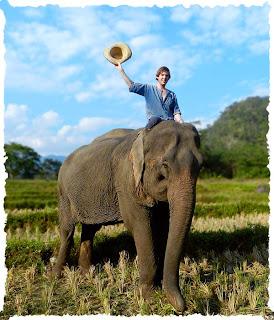 Chiang Mai Elephant Camp, Thailand