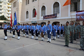 Egyptian secondary military school