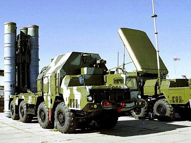 Russia says will send newer S-300 missile systems to Syria