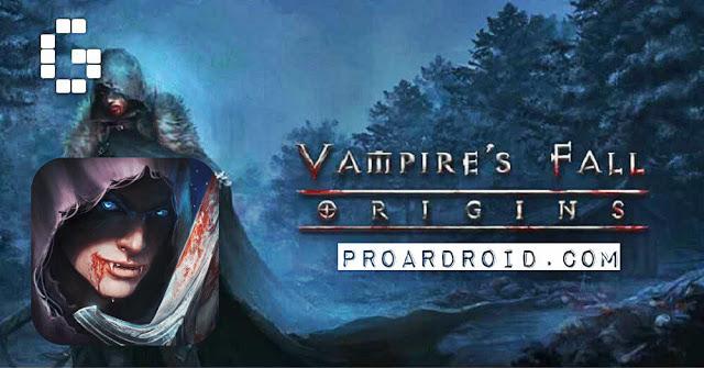 لعبة Vampire's Fall: Origins Apk v1.0.48 كاملة للأندرويد (اخر اصدار) logo