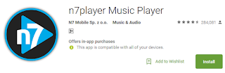 Aplikasi Pemutar Musik no 3
