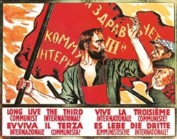 Communist Third International 100 Years