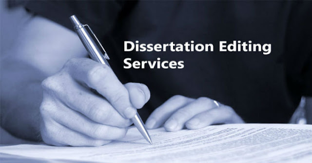 Dissertation Editing Services – Since 2007