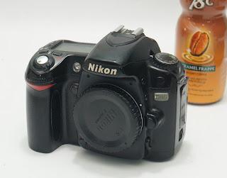 Jual DSLR Bekas Nikon D80