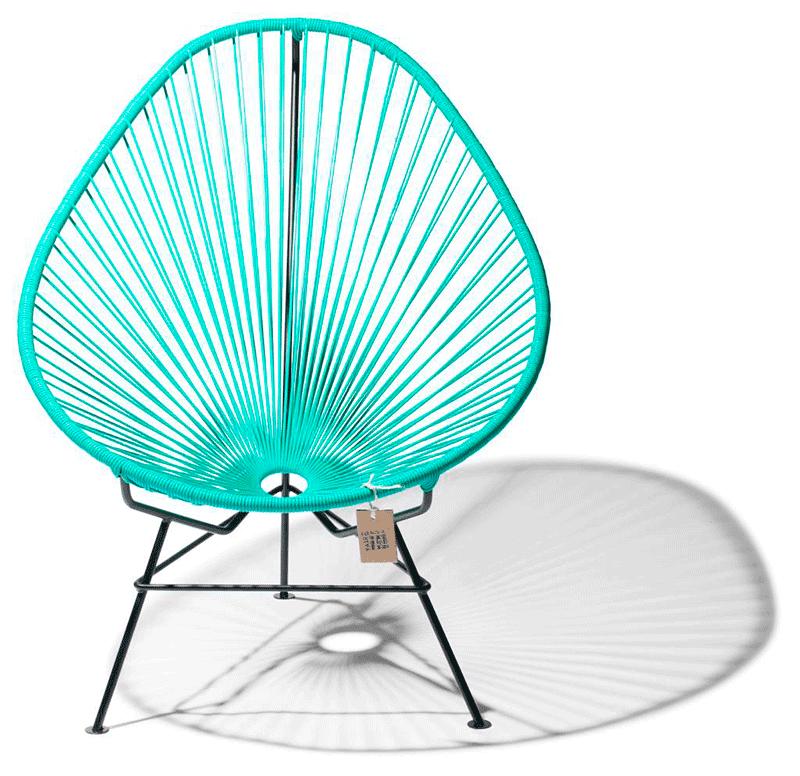 Clsicos del diseo industrial Cmo decorar con la silla