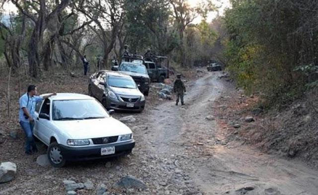 """Identificado, grupo criminal que emboscó a policías en Zihuatanejo"""