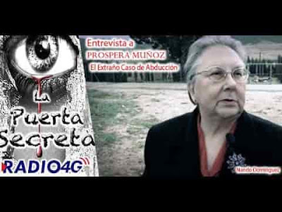 Caso de abducción en España: Prospera Muñoz