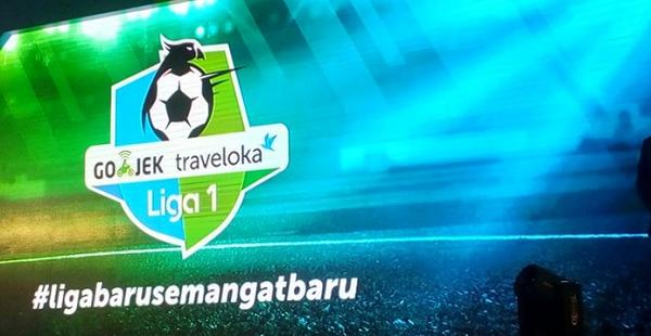 Logo Go-jek Traveloka Liga 1