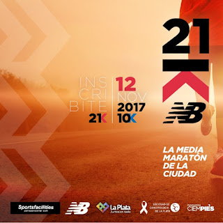 La Plata se prepara para la tradicional Media Maratón 21K