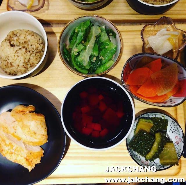 韓式舒肥雞套餐